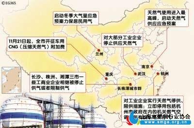 """""""中石油规划总院油气管道工程规划研究所副所长杨建红表示,中国的天然"""